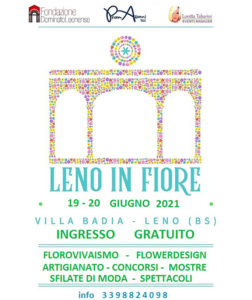 Leno in fiore @ Villa Badia - Leno - BS