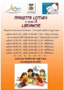 Leggiamo con le Libramiche @ Biblioteca di Pontoglio