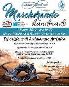 Mascherando handmade @ Museo Diocesano Di Brescia