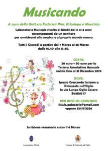 Musicando @ Spazio Crescendo Insieme