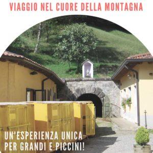 Viaggio nel cuore della montagna - Esperienze in Miniera a Pezzaze @ Miniera Pezzaze | Pezzaze | Lombardia | Italia