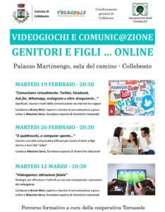 Videogiochi e comunicazione, genitori e figli... online @ Palazzo Martinengo, sala del camino - Collebeato