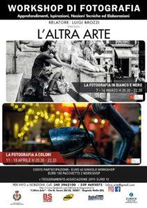 Workshop fotografia @ L'ALTRA ARTE