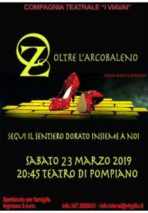 OZ - Oltre L'arcobaleno @ AUDITORIUM COMUNALE POMPIANO | Pompiano | Lombardia | Italia