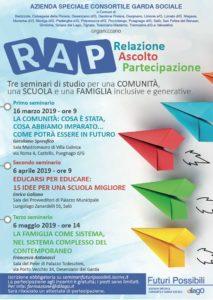 RAP - Relazione Ascolto Partecipazione @ Puegnago - Salò - Desenzano