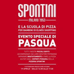 Spontini - la scuola di pizza @ ELNÒS Shopping   Roncadelle   Lombardia   Italia
