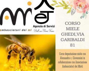 Degustazione mieli a Ghedi @ Agenzia servizi alla Persona Ghedi | Ghedi | Lombardia | Italia