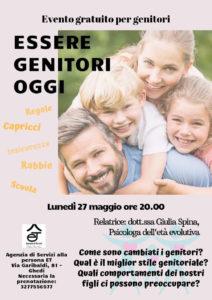 Essere genitori oggi @ Agenzia servizi alla Persona Ghedi | Ghedi | Lombardia | Italia