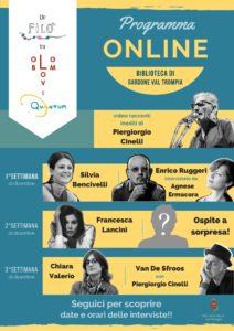 Filò online @ online | Sarezzo | Lombardia | Italia