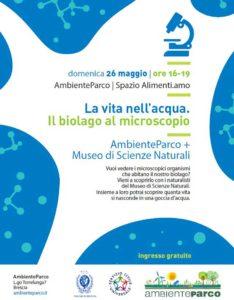 La vita nell'acqua @ Ambiente Parco - Spazio Alimenti.Amo | Brescia | Lombardia | Italia