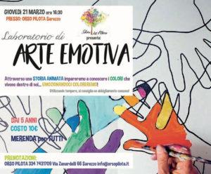 Laboratorio d'arte emotiva @ Orso Pilota | Sarezzo | Lombardia | Italia