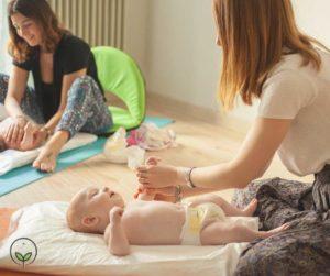 Massaggio al bambino Inanna @ INANNA Studio di Arte Ostetrica | Brescia | Lombardia | Italia