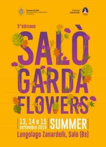 Salò Garda Flowers - Summer edition @ Salò Lungolago Zanardelli | Salò | Lombardia | Italia