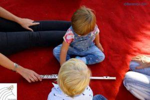 Vivo la Musica® per mamme e bimbi di 0-3 anni - Brescia @ Inanna - Studio di Arte Ostetrica