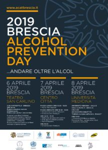 Alcohol Prevention Day @ Piazza Loggia Brescia
