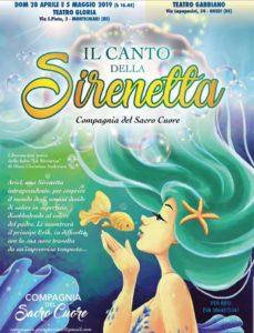 Il canto della Sirenetta @ vedi testo