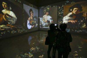 Caravaggio experience @ Castello di Desenzano