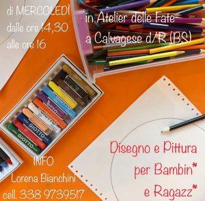 Ragazzi in Atelier delle Fate @ Atelier delle Fate Calvagese | Mocasina | Lombardia | Italia