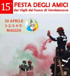 Festa degli amici dei Vigili del Fuoco di Verolanuova @ Verolanuova | Verolanuova | Lombardia | Italia