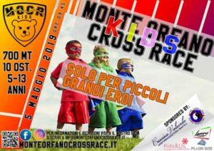 Monte Orfano Cross Race Kids @ Monte Orfano