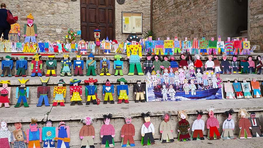 La Carovana dei pacifici | Bresciabimbi