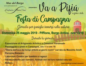 Festa di campagna @ Piffione Borgo Antico