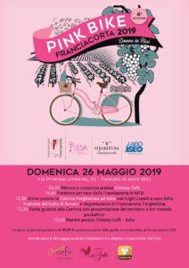 Pink Bike Franciacorta @ ritrovo Chrissy Cafè | Fornaci-quattrovie | Lombardia | Italia