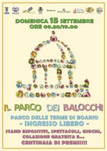 Parco dei balocchi @ Parco terme di Boario   Darfo, Boario Terme   Lombardia   Italia