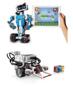 ROBOT-LEGO-BoostEV3NxtWeDo