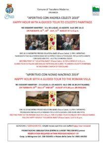 Aperitivi con Andrea Celesti e Nonio Macrino 2019 a Toscolano @ ritrovo presso gelateria Babo Toscolano Maderno | Toscolano-maderno | Lombardia | Italia