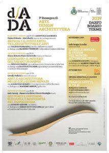 D'ADA - Rassegna di Arte, Design e Architettura @ Darfo e limitrofi