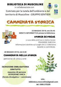 Camminata storica @ Biblioteca Muscoline | Chiesa | Lombardia | Italia