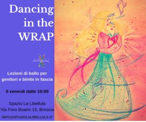 Dancing in the Wrap @ Spazio La Libellula