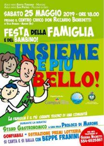 Festa del bambino e della famiglia a Marone @ centro civico don Riccardo Benedetti
