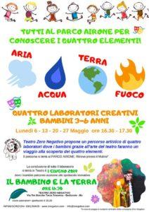 Al Parco Airone per conoscere gli elementi @ Parco Airone Bedizzole | Bedizzole | Lombardia | Italia