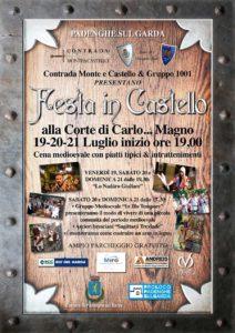 Festa in Castello @ Castello di Padenghe   Padenghe Sul Garda   Lombardia   Italia