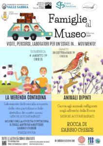 Famiglie al museo - Sabbio Chiese @ Sabbio Chiese | Sabbio Chiese | Lombardia | Italia