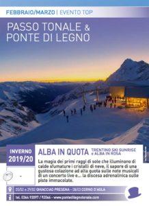 Alba in quota @ Ghiacciaio Presena o Corno d'Aola