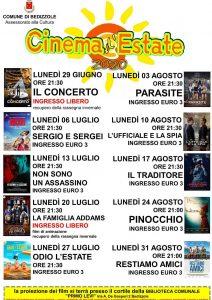 Cinema d'estate a Bedizzole @ Villa Boschi | Bedizzole | Lombardia | Italia