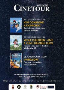 Cinetour in Famiglia a Gardone Riviera @ Gardone Riviera   Gardone Riviera   Lombardia   Italia