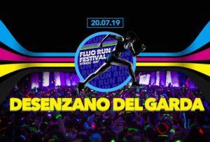 Fluo Run Festival Desenzano del Garda @ Spiaggia d'Oro Desenzano del Garda