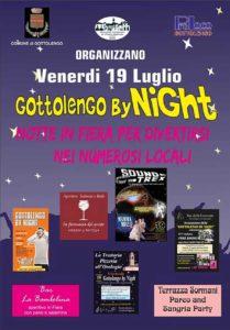 Gottolengo by night @ Palazzetto sport Gottolengo   Gottolengo   Lombardia   Italia