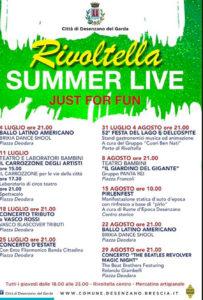 Rivoltella Summer Live @ Rivoltella | Rivoltella | Lombardia | Italia