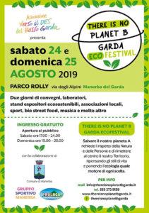There Is No Planet B Garda Ecofestival @ Presso il Campo Rolly Manerba del Garda