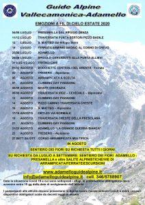 Escursioni alla scoperta del Parco dello Stelvio con le Guide Alpine @ vedi testo