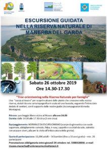 Escursione guidata Riserva Manerba del Garda @ Museo Rocca di Manerba   Lombardia   Italia
