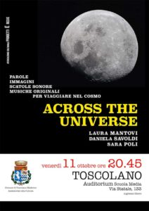 Across the Universe a Toscolano Maderno @ Auditorium Scula Media