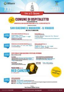 Fiera di San Giacomo a Ospitaletto @ Ospitaletto