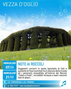 Note ai Roccoli