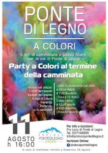Ponte di Legno a colori @ partenza cabinovia ponte di Legno | Ponte di Legno | Lombardia | Italia